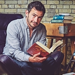 "Image for the Documentary programme ""Giles Coren: My Failed Novel"""