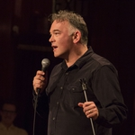 "Image for the Comedy programme ""Stewart Lee's Comedy Vehicle"""
