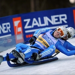 "Image for the Sport programme ""Luge"""