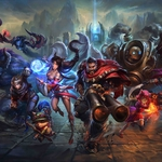 "Image for the Technology programme ""League of Legends"""
