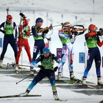 "Image for the Sport programme ""Biathlon: World Cup in Antholz, Italy Replay"""