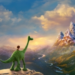 "Image for the Film programme ""The Good Dinosaur"""