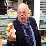"Image for the Cookery programme ""Bizarre Foods with Andrew Zimmern"""
