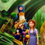 "Image for the Film programme ""Legends of Oz: Dorothy's Return"""