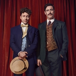 "Image for the Drama programme ""Houdini and Doyle"""