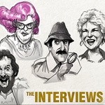 "Image for the Talk Show programme ""The Interviews"""