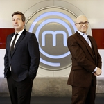"Image for the Cookery programme ""MasterChef"""