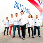 "Image for the Cookery programme ""Battlechefs"""