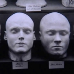 "Image for the History Documentary programme ""Death Masks"""
