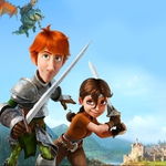 "Image for the Film programme ""Justin and the Knights of Valour"""