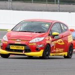 "Image for the Motoring programme ""BRSCC Fiesta Championship"""