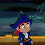 "Image for the Childrens programme ""Captain Jake and the Never Pirates"""