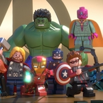 "Image for the Childrens programme ""Avengers Reassembled"""