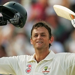 "Image for the Sport programme ""Adam Gilchrist"""