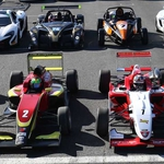 "Image for the Motoring programme ""BRDC Formula 3 Championship Highlights"""