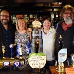 "Image for the Documentary programme ""The Hairy Bikers' Pubs That Built Britain"""