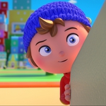 "Image for the Animation programme ""Noddy: Toyland Detective"""