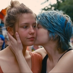 "Image for the Film programme ""Blue is the Warmest Colour"""