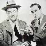 "Image for the Film programme ""Abbott and Costello Meet the Invisible Man"""