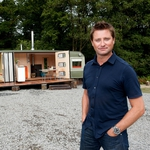 "Image for the Documentary programme ""George Clarke's Amazing Caravans and Campervans"""