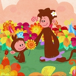 "Image for the Animation programme ""Tee and Mo Song Time"""