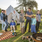 "Image for the Comedy programme ""Camping"""