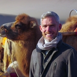 "Image for the History Documentary programme ""The Silk Road"""