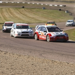 "Image for the Motoring programme ""British Rallycross Highlights"""