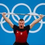 "Image for the Sport programme ""Weightlifting Replay"""