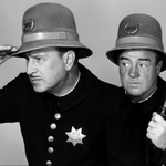 "Image for the Film programme ""Abbott and Costello Meet the Keystone Cops"""