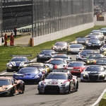 "Image for the Motoring programme ""Blancpain GT Series Endurance Cup Highlights"""
