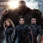 "Image for the Film programme ""Fantastic Four"""