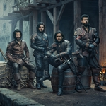 "Image for the Drama programme ""The Musketeers"""