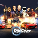 "Image for the Motoring programme ""Top Gear"""