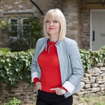 "Image for the Drama programme ""Agatha Raisin"""