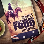 "Image for the Cookery programme ""Jimmy's Australian Food Adventure"""