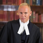 "Image for the Documentary programme ""Judge Rinder's Crime Stories"""
