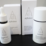 "Image for the Consumer programme ""Beauty Loves with Alpha-H Skincare"""