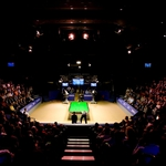 "Image for the Sport programme ""Snooker: World Open in Guangzhou, China"""