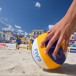 "Image for the Sport programme ""Beach Volley"""