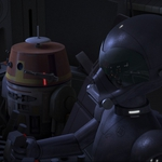 "Image for the Film programme ""The Forgotten Droid"""
