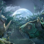 "Image for the Film programme ""Strange Magic"""