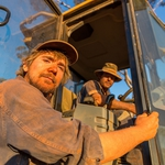 "Image for the Documentary programme ""Aussie Gold Hunters"""