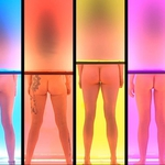 "Image for the Reality Show programme ""Naked Attraction"""