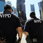 "Image for the Documentary programme ""NYPD"""