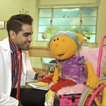 "Image for the Childrens programme ""Get Well Soon Hospital"""