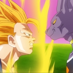 "Image for the Film programme ""Dragon Ball Z: Battle of Gods"""