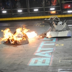 "Image for the Game Show programme ""Battlebots"""