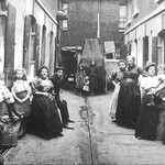 "Image for the Entertainment programme ""The Victorian Slum"""