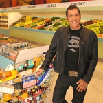 "Image for the Game Show programme ""Dale's Supermarket Sweep"""